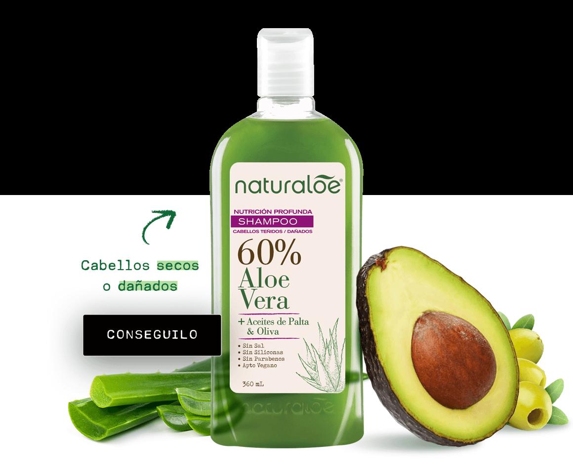 Shampoo <br />Nutrición profunda